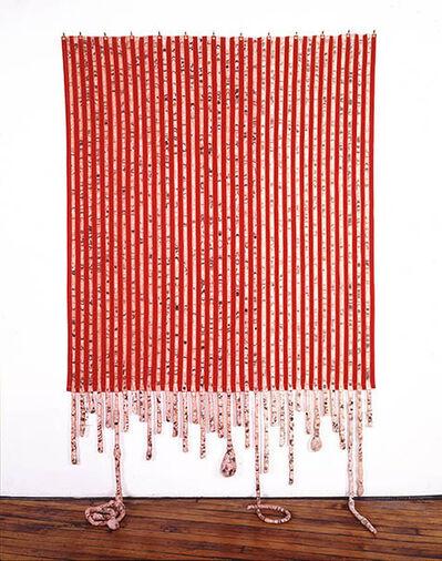 Lisa Hoke, 'Red Sky', 1992