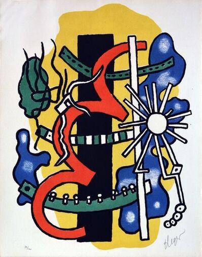 Fernand Léger, 'Composition ', 1947