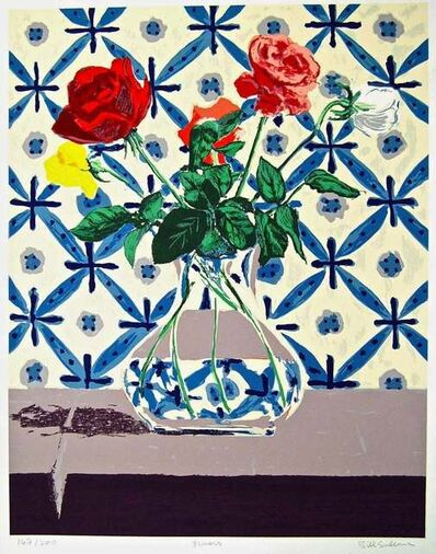 Bill Sullivan, 'Flowers', 1982