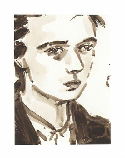 Elizabeth Peyton, 'Brown Pete'