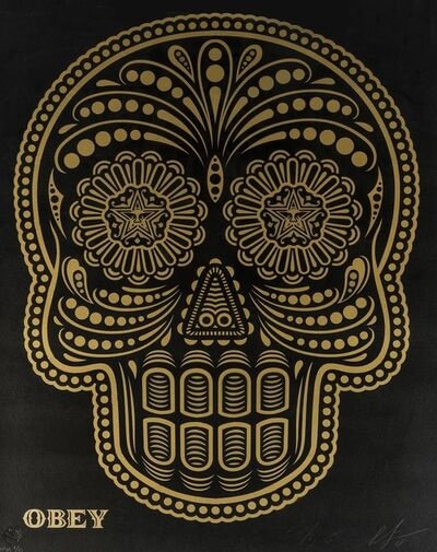 Shepard Fairey, 'Day of the Dead (Dia de los Muertos)', 2008