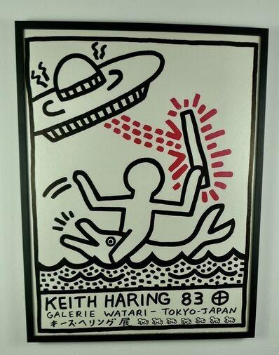 Keith Haring, 'Keith Haring 83', 1983