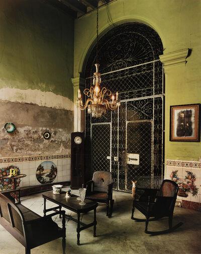Andrew Moore, 'Salon Verde, Havana, Cuba', 1998