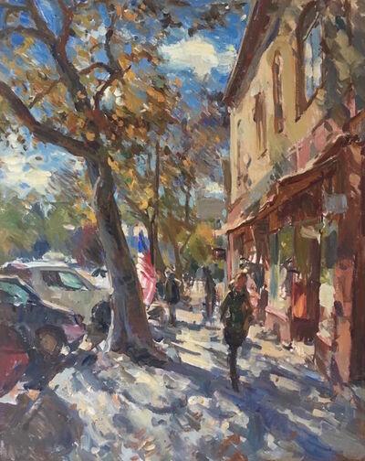 Ben Fenske, 'Main Street', 2016