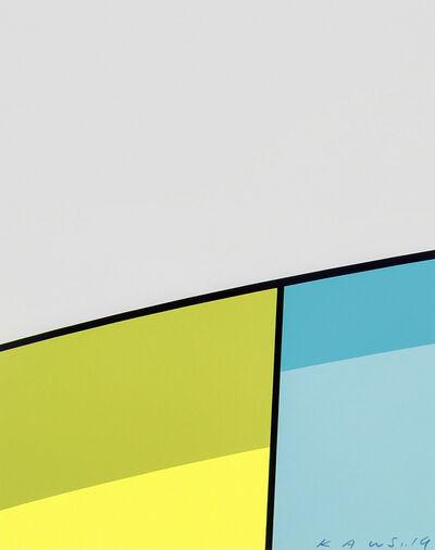 KAWS, 'MOCAD Print', 2019