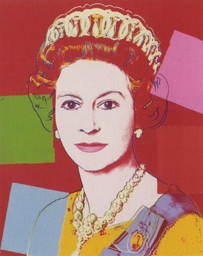 Andy Warhol, 'Reigning Queens: Queen Elizabeth II of the United Kingdom', 1985