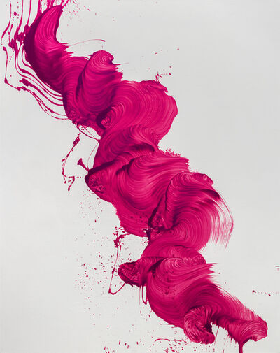 James Nares, 'They do Come Back', 2017