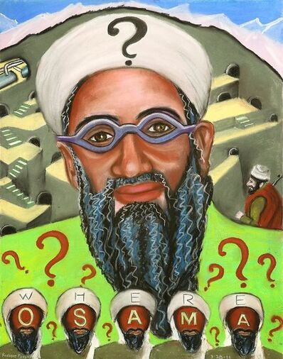 Robert Preston, 'Osama', 2009-2011