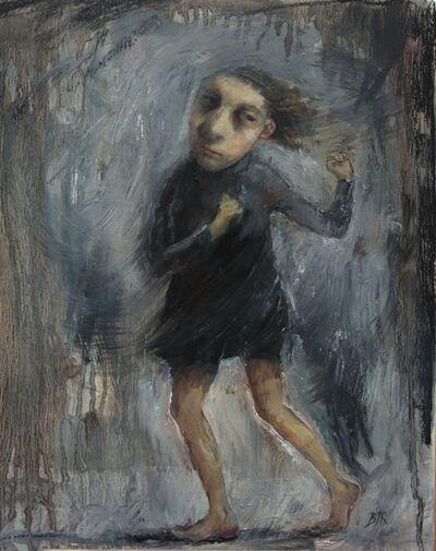 Bobbie Russon, 'Awkward Dancer', 2020