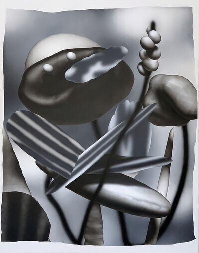 Arno Beck, 'Technofossils', 2021