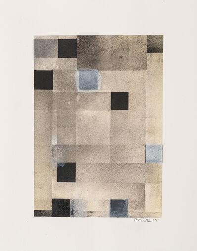 Daniel Brice, 'Grid Drawing (mini 6)', 2015