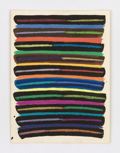 Daniel LaRue Johnson, 'Sunrise Series 6', 1979