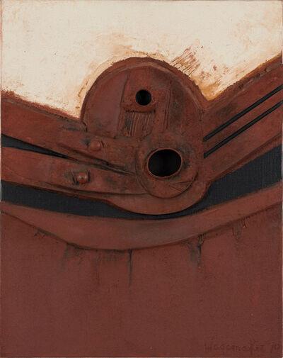 Jaap Wagemaker, 'Untitled (Rode vorm)', 1970