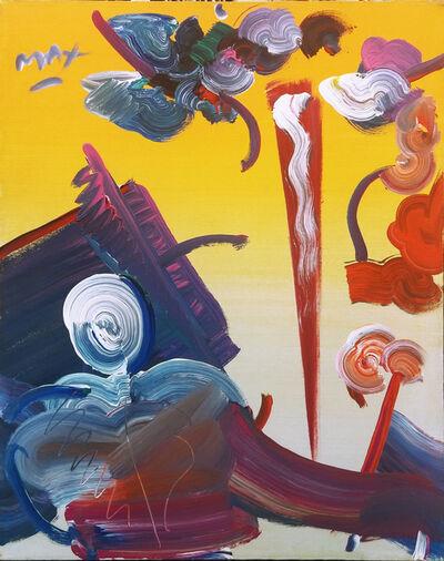 Peter Max, 'SAGE (ABSTRACT)', 1989