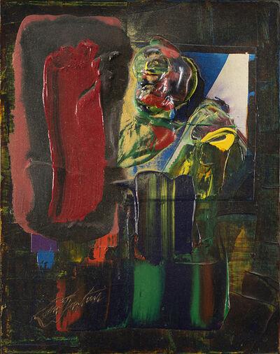 Paul Jenkins, 'Phenomena Self Portrait as a Shaman', 1988