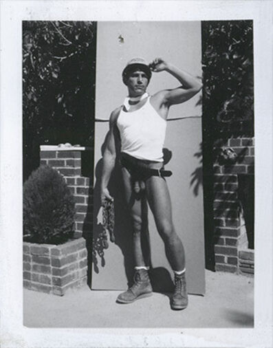 Jim French, 'Untitled (Construction Worker) P00107', 1967-1969