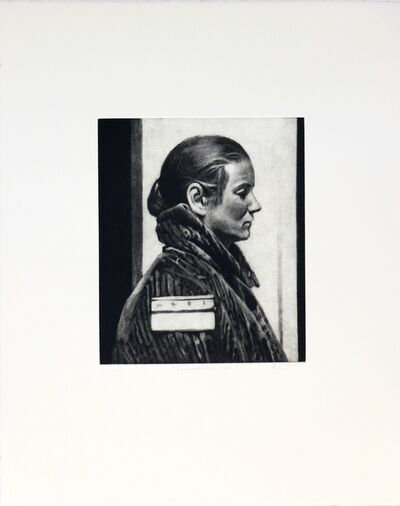 Kristian Evju, 'Interventions VII', 2020