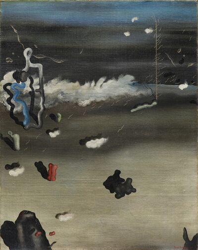 Yves Tanguy, 'Apparitions', 1927