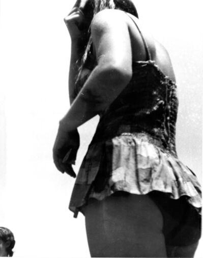 Giuseppe Desiato, 'Ragazza, Napoli/Sorrento', 1964
