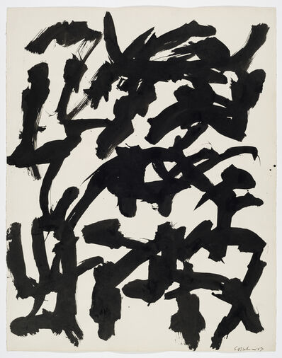 Guido Molinari, 'Sans titre (G.M.-P-327)', 1957