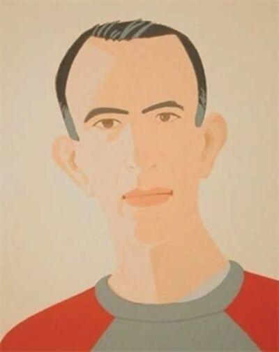 Alex Katz, 'Sweatshirt II ', 1990