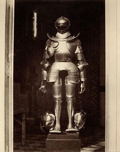 André Adolphe-Eugené Disdéri, 'Armor', 1855