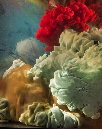Kim Keever, 'Abstract 36644', 2018
