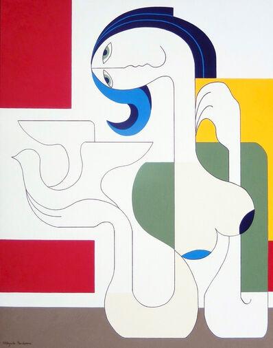 Hildegarde Handsaeme, 'L'Oiseau de Liberté', 2012