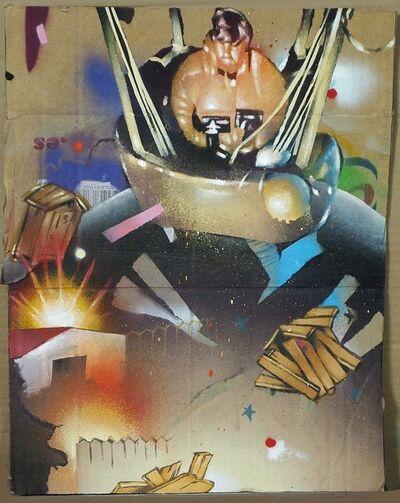 Juan Carlos Noria aka Dixon, 'Far and Wide', 2012