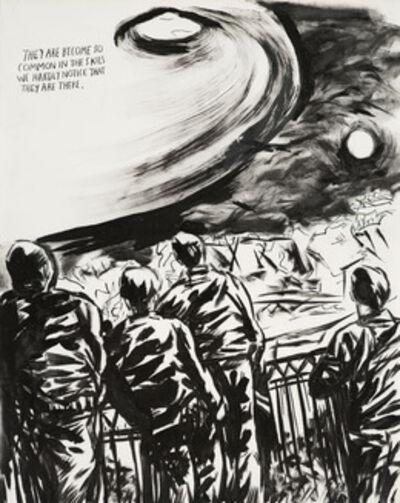 Raymond Pettibon, 'No Title (They are become)', 2012
