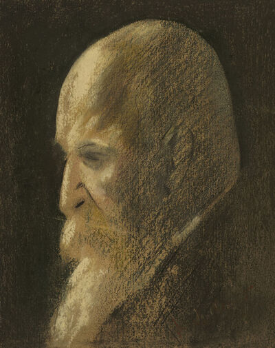 Jacob Kramer, 'Portrait of Lord Rothschild', 1921