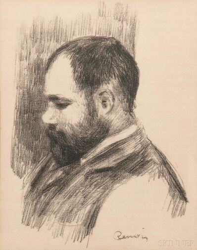 Pierre-Auguste Renoir, 'Ambroise Vollard', c. 1904