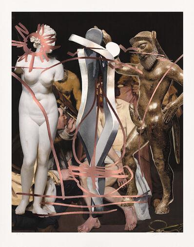 Jeff Koons, 'Antiquity Manet', 2019