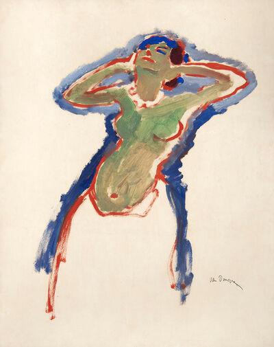 Kees van Dongen, 'Danseuse'