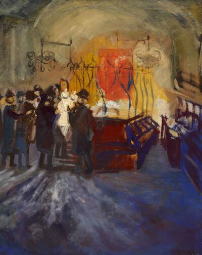 Scarlet Nikolska, 'Sabbath in Prague', n.d.