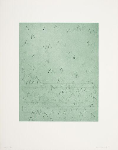 Edda Renouf, 'Letters to Earth VI', 1991
