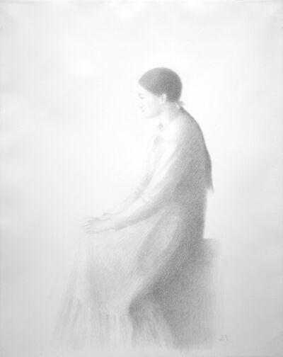Xavier Valls, 'Mujer sentada', 1978