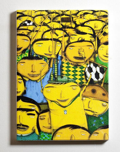 OSGEMEOS, 'NOS SOMOS PENTA', 2005