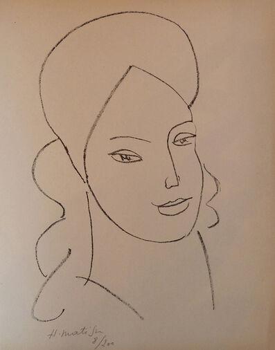 Henri Matisse, 'Catherinette', 1946