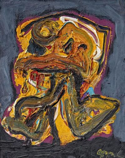 Karel Appel, 'Small Figure No. 11', Ca. 1986