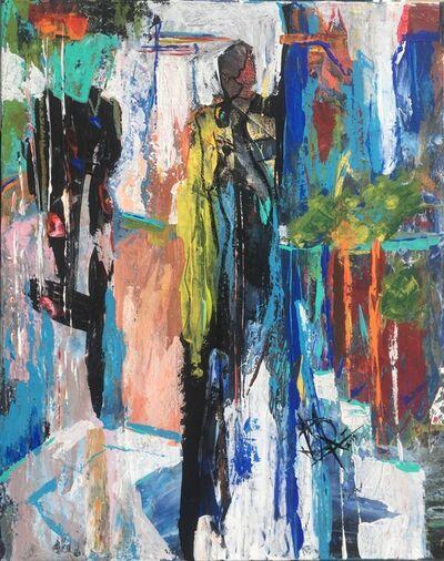Mariam Qureshi, 'Yegart walks ', 2019