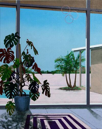 Erik Parra, 'Monstera in the Window', 2020