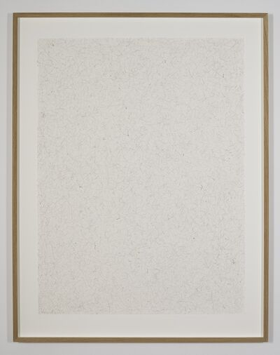 William Anastasi, 'Without Title (Still Drawing, 9.15.11)', 2011