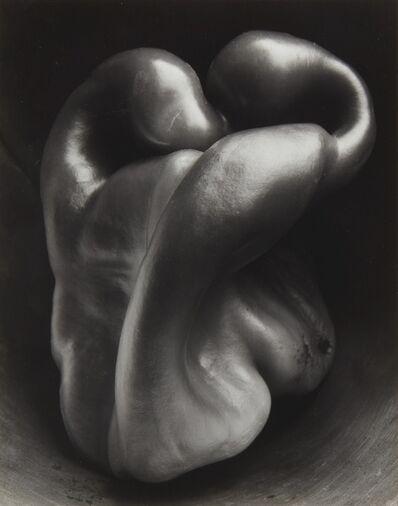 Edward Weston, ''Pepper''