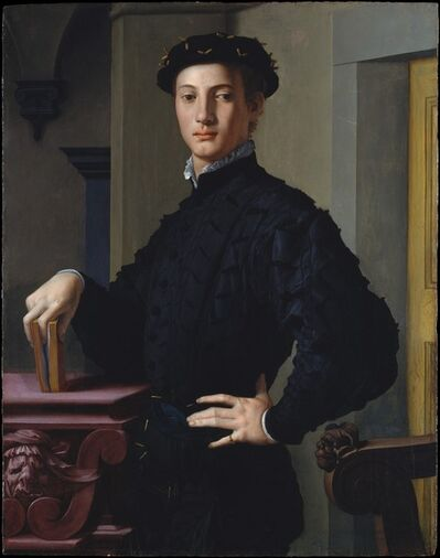 Agnolo Bronzino, 'Portrait of a Young Man', ca. 1530-1539