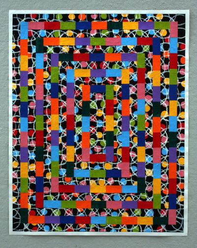 William H. Thielen, 'Untitled No 188 (camouflage)', 2002