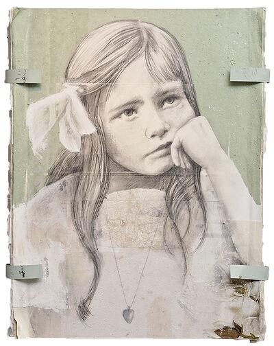 Louis Boudreault, 'Simone de Beavoir', 2014