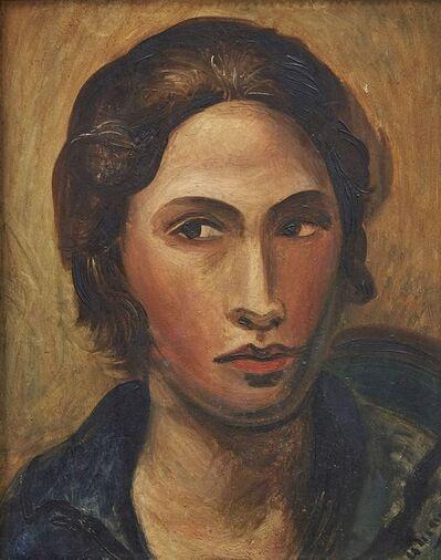 André Derain, 'Portrait de Femme (Portrait of a Woman)', c. 1922