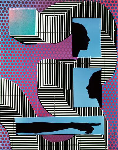 Hannah Whitaker, 'Dimensions', 2019