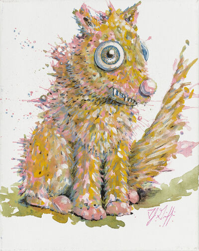 TJ Griffin, 'Yellow Wolf'